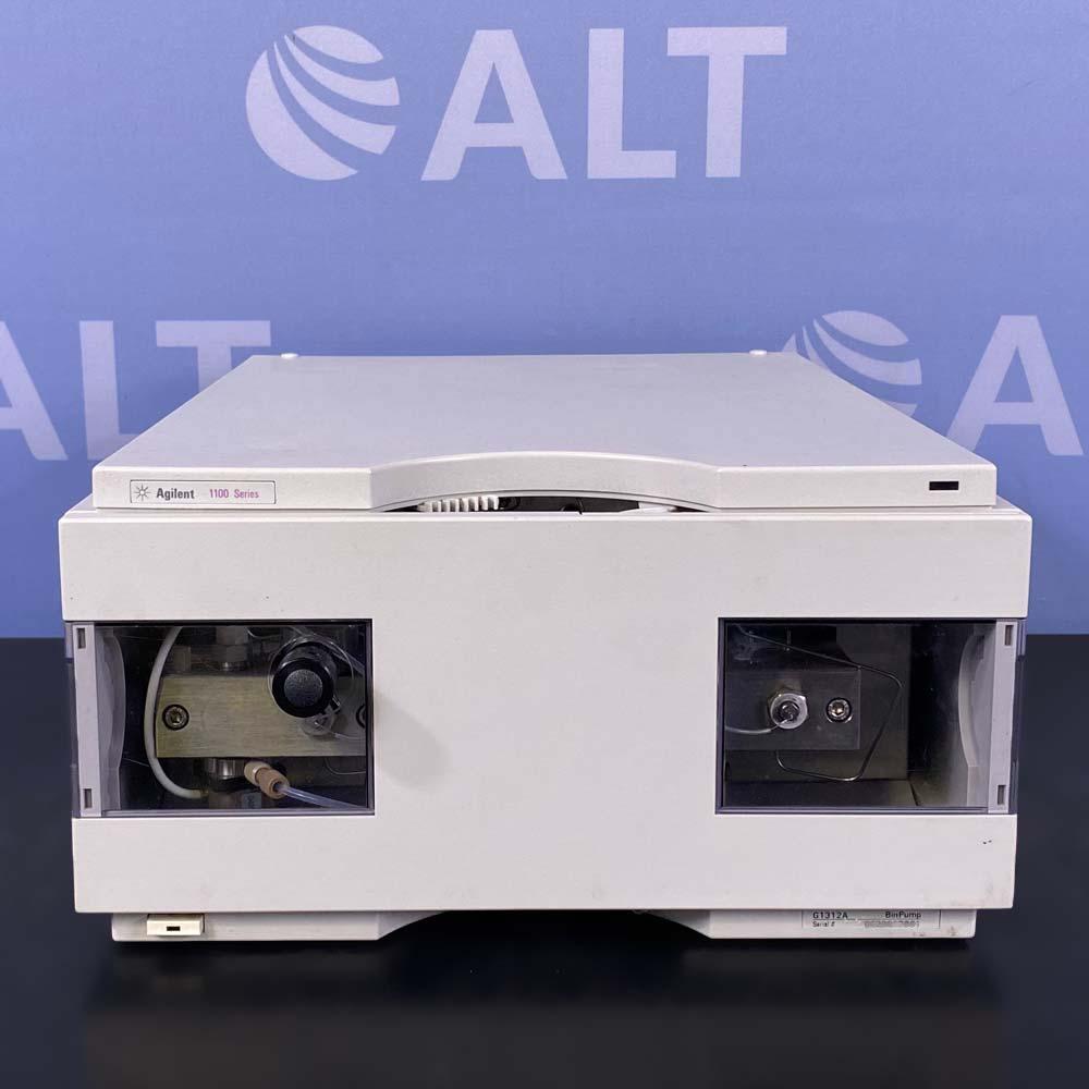 Agilent Technologies 1100 Series Binary Pump, Model G1312A Image