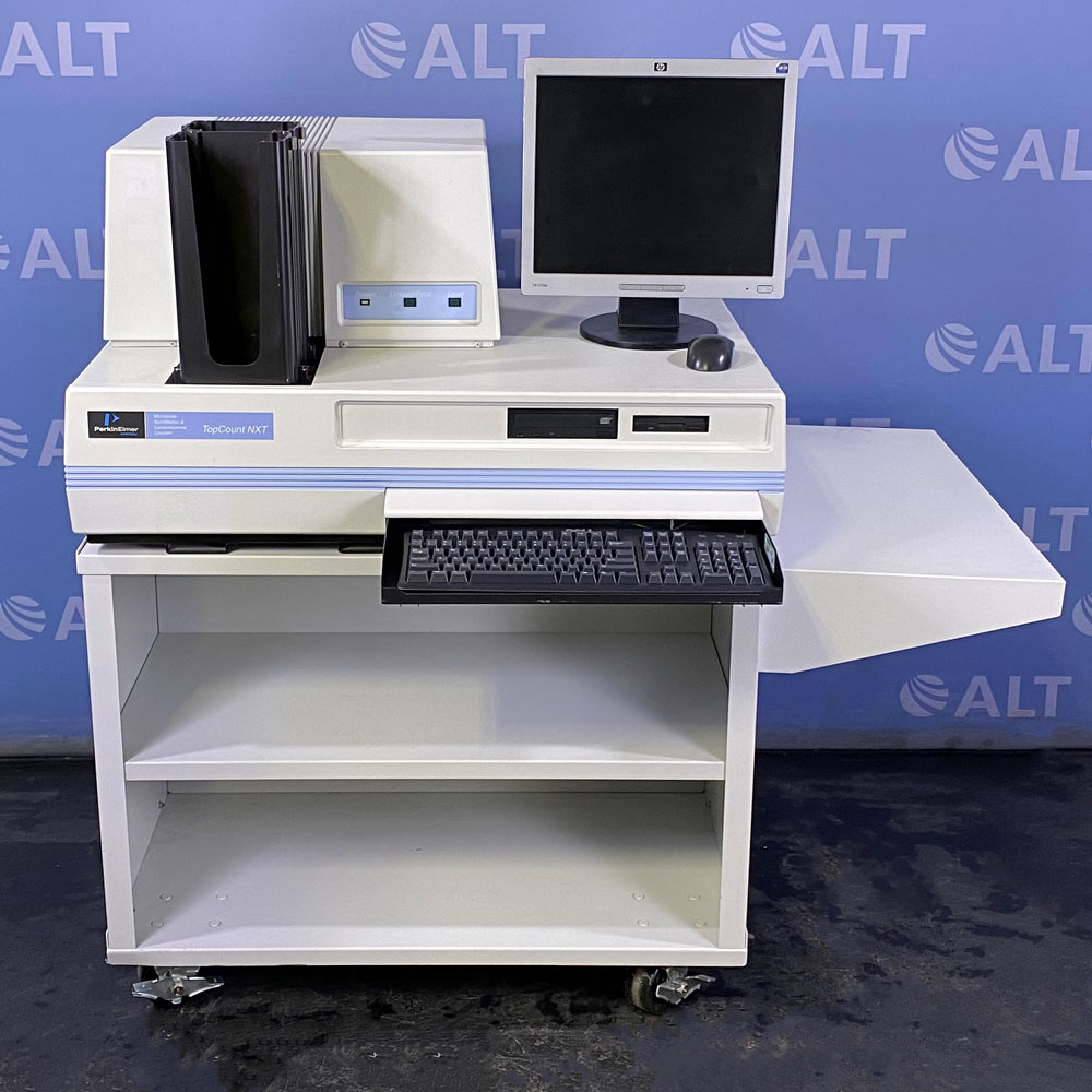 PerkinElmer Topcount NXT Model C990200 Microplate Scintillation and Luminescence Counter 2 Detector Image