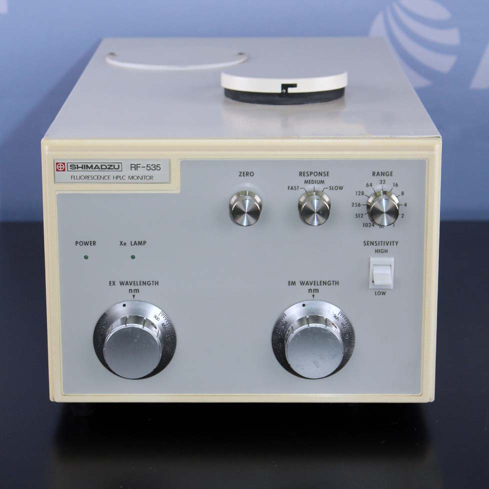 Shimadzu RF-535 Fluorescence Detector Image