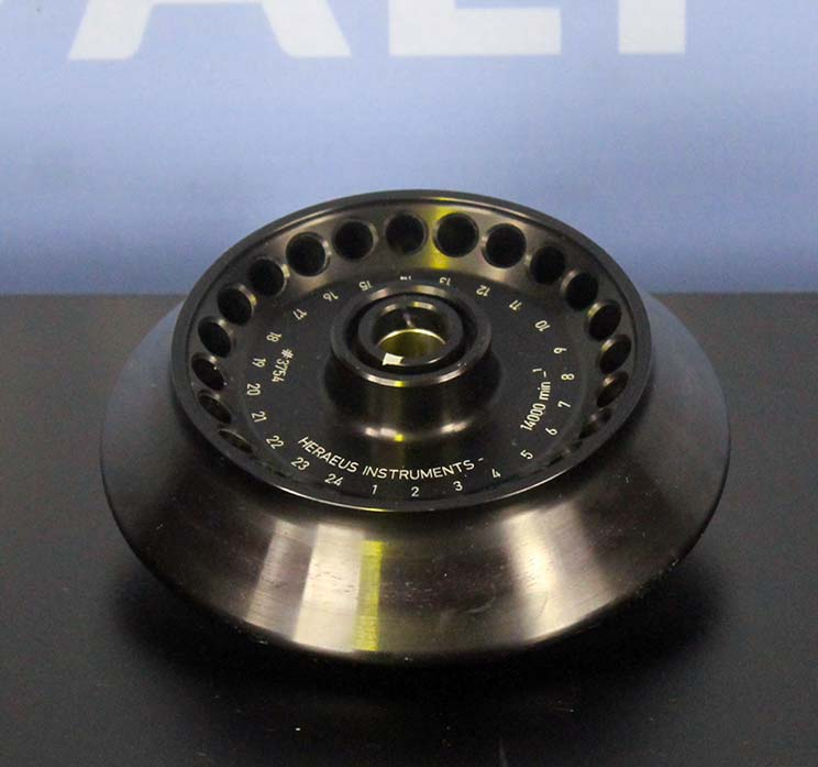 Heraeus Sepatech HFA 14.2 Fixed Angle Rotor Image