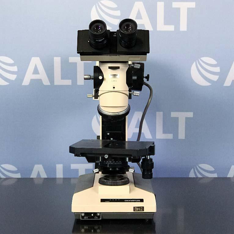 Olympus BH-2 Microscope Model BH2-RFL-T2 Image