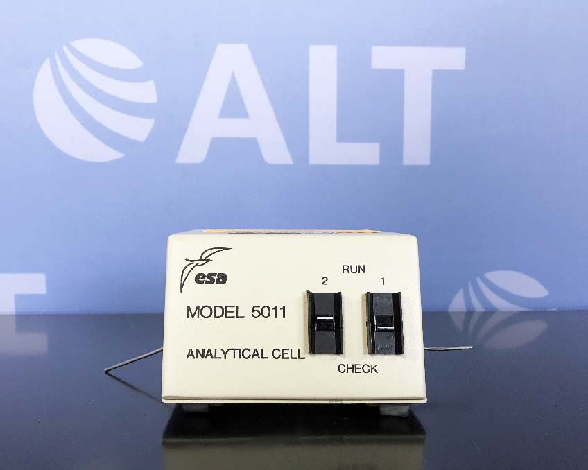 ESA Model 5011 High Sensitivity Analytical Cell Image