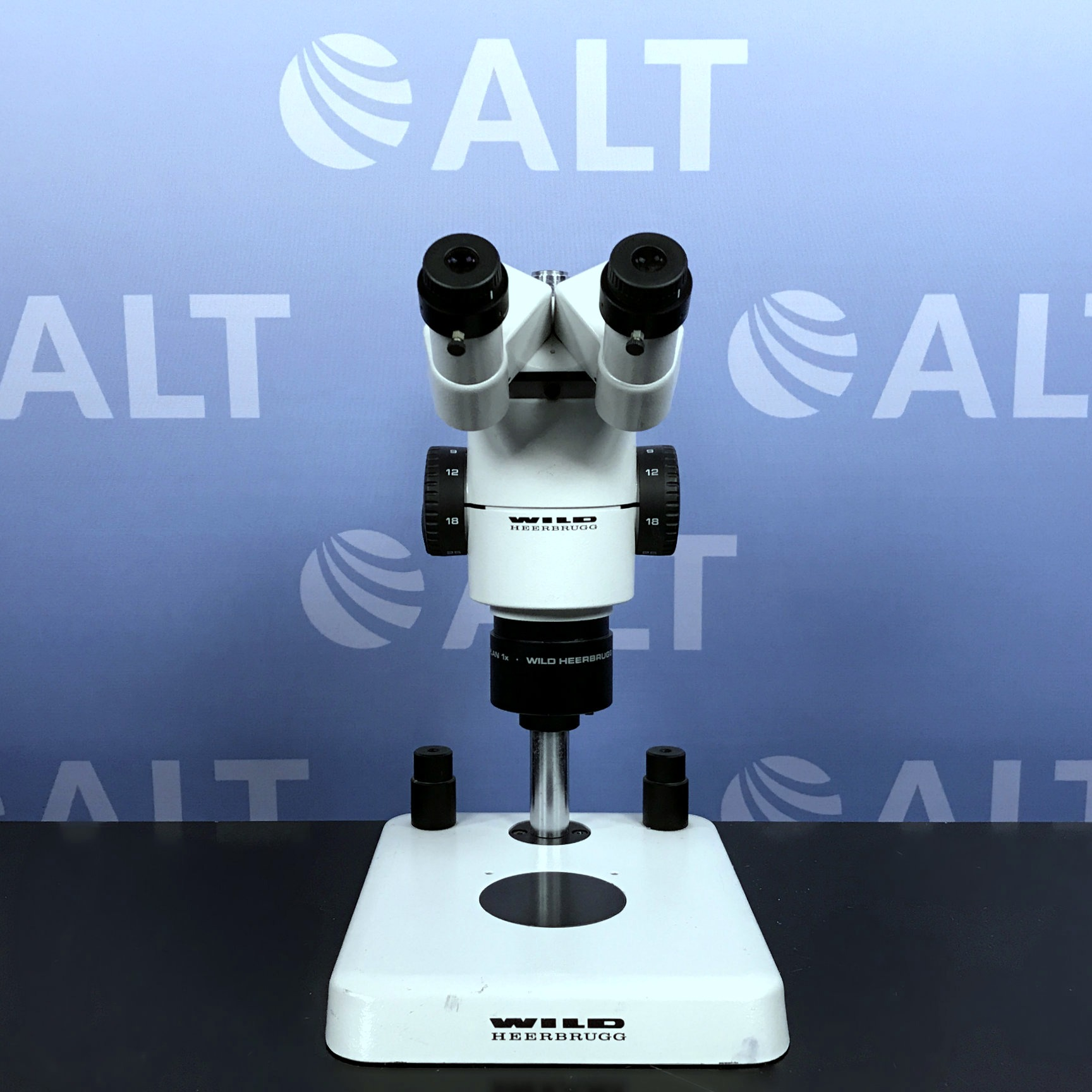 Wild M8 Stereo Microscope Image