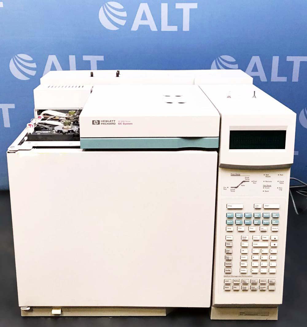 Agilent 6890 (G1540A) Gas Chromatograph (GC) System Image