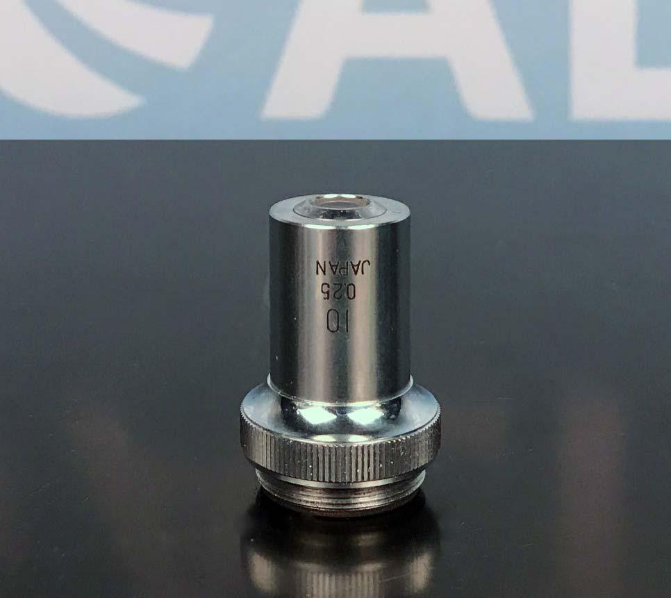 Edscorp 10X 0.25 Microscope Objective Image
