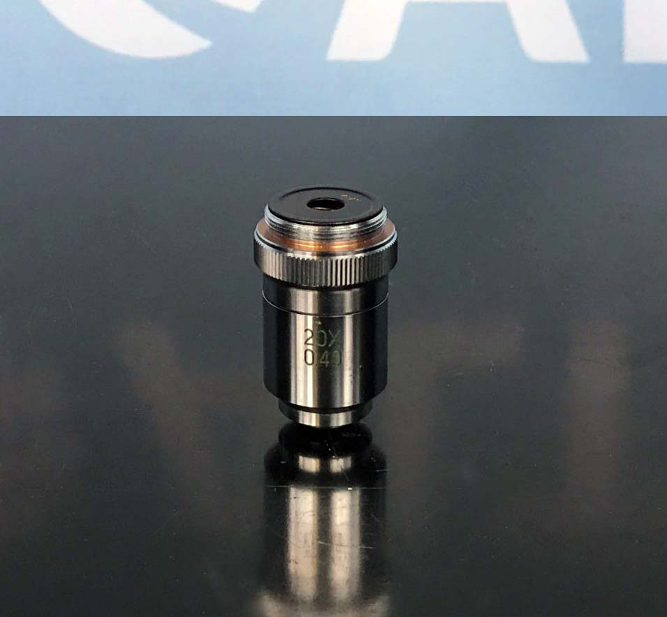 Bausch & Lomb 20x/0.40 Microscope Objective  Image