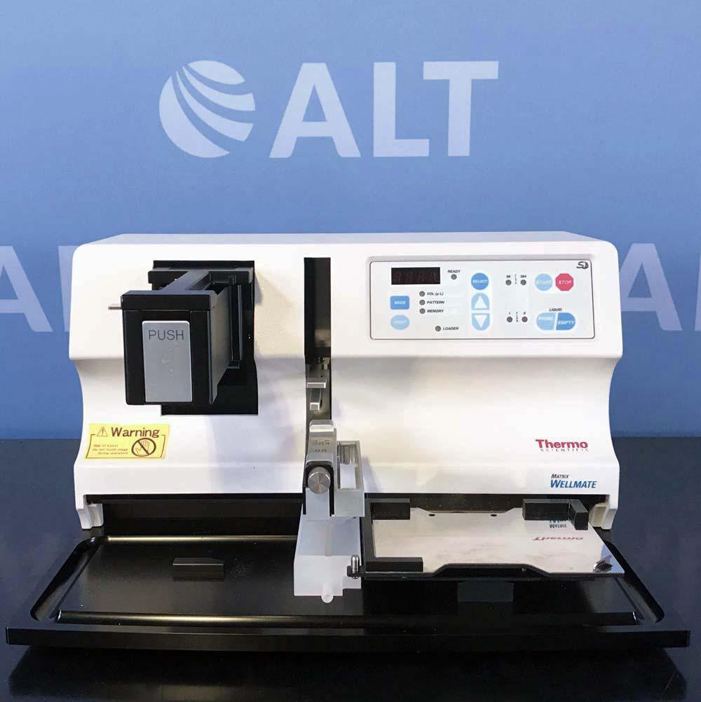 Thermo Scientific Matrix Wellmate Microplate Dispenser Image