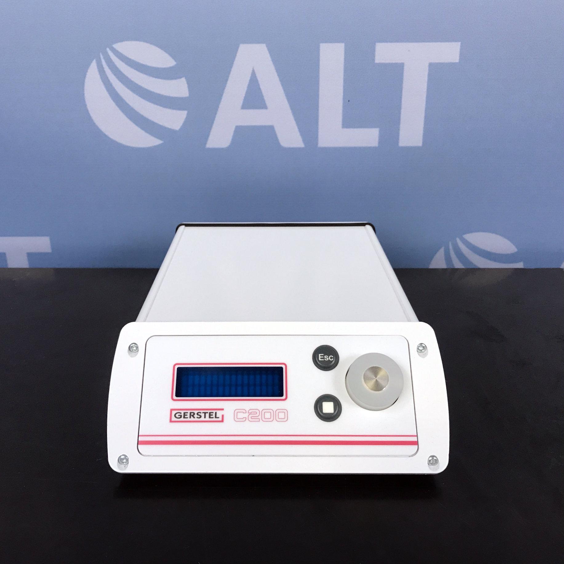 Gerstel C200 Controller Image