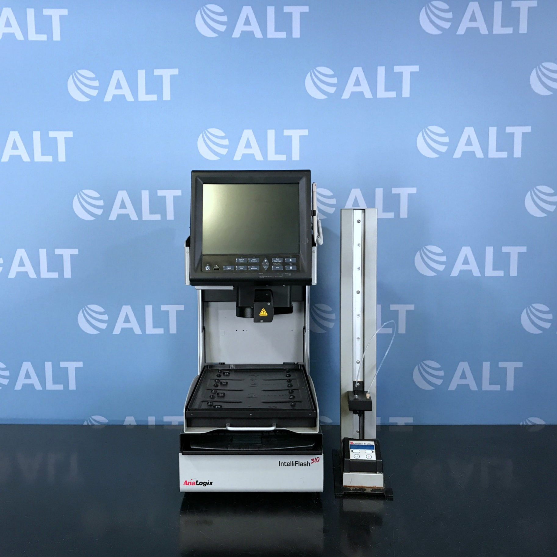 Analogix IntelliFlash 310 System Flash Chromatography Workstation Image