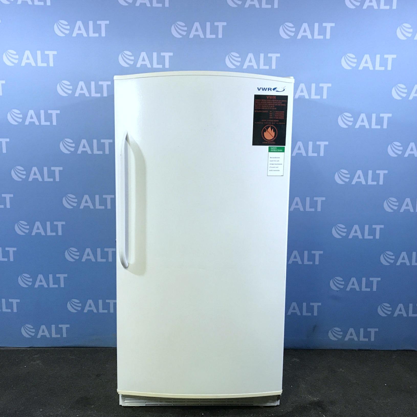 VWR U2020FA15 -20 Flammable Materials Freezer. Flammable Image