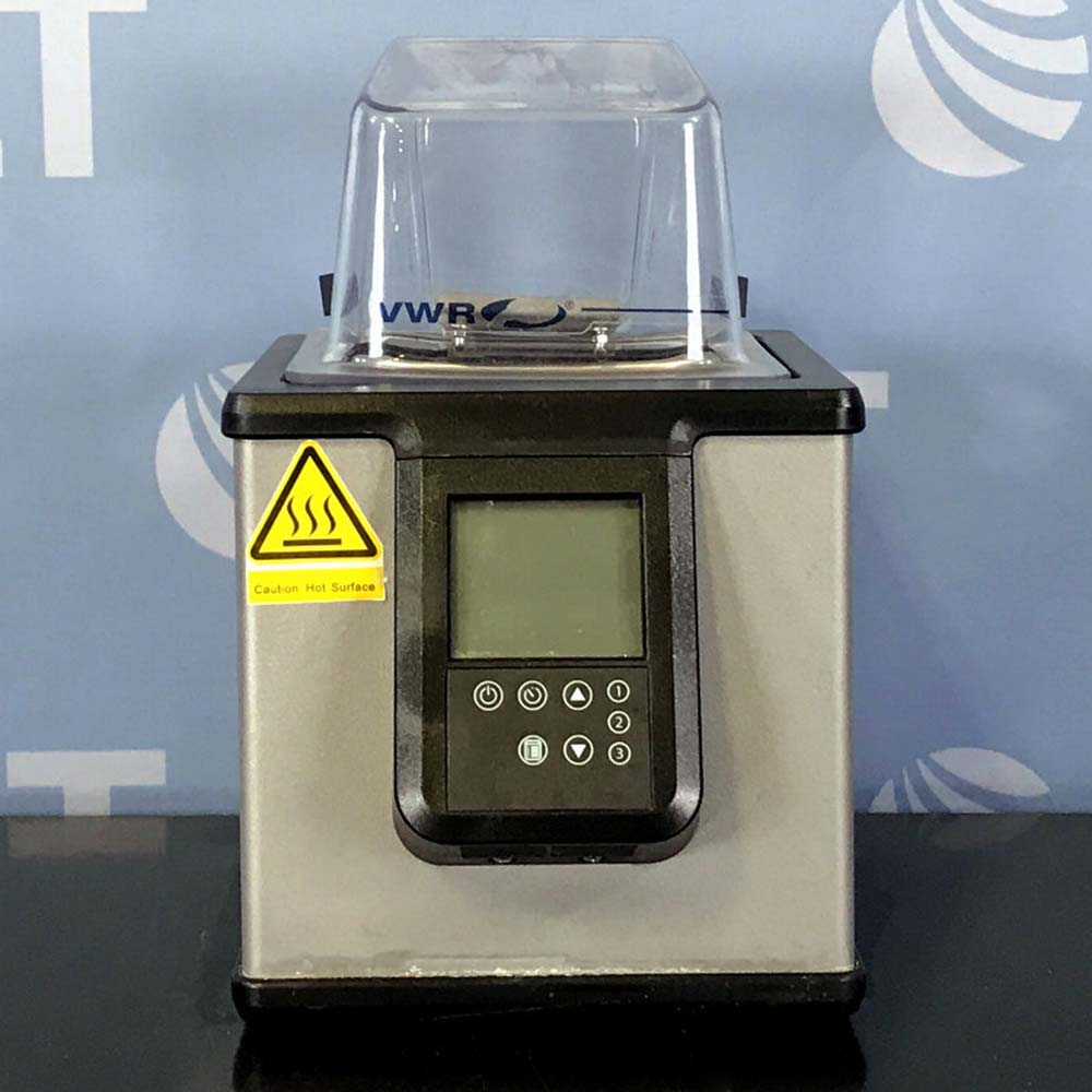 PolyScience 2L Digital Water Bath, Model WB02 Image