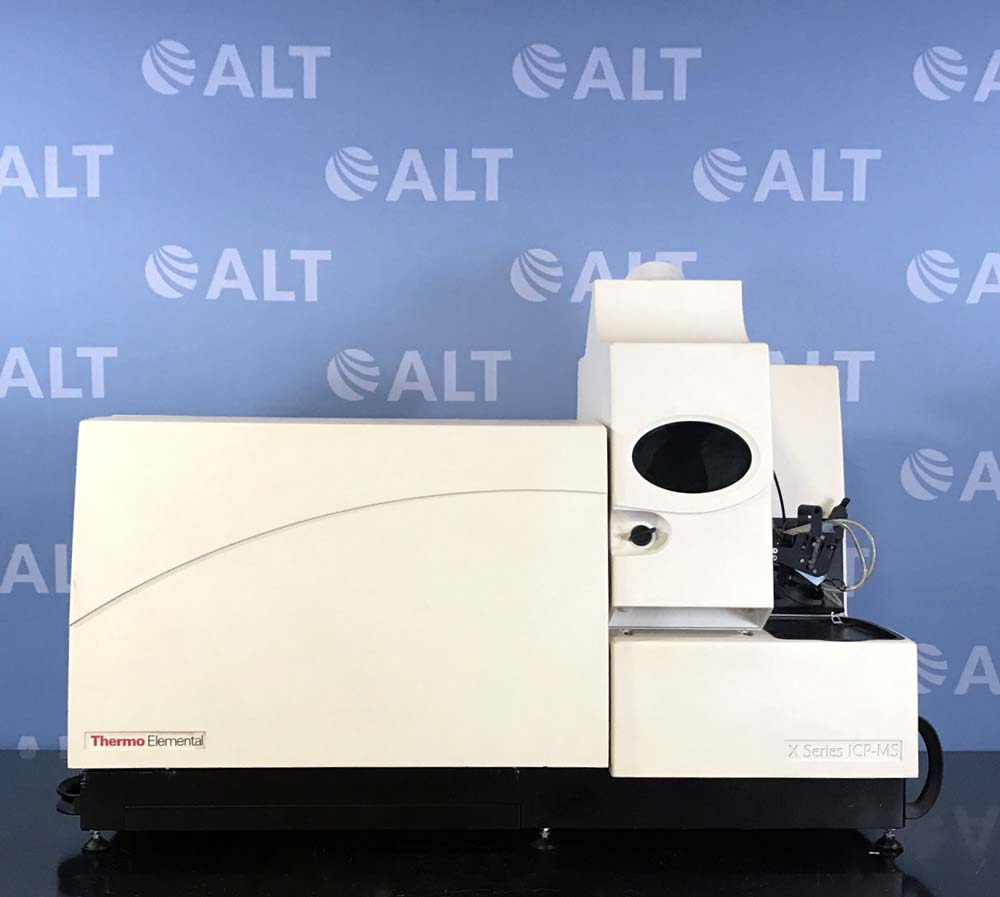 Thermo Elemental X Series ICP-MS Inductively Coupled Plasma Mass Spectrometer Image