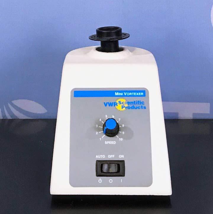 VWR Mini Vortexer Mixer Image