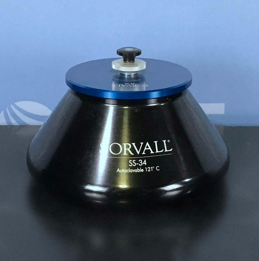 Sorvall SS-34 Fixed-Angle Rotor Image