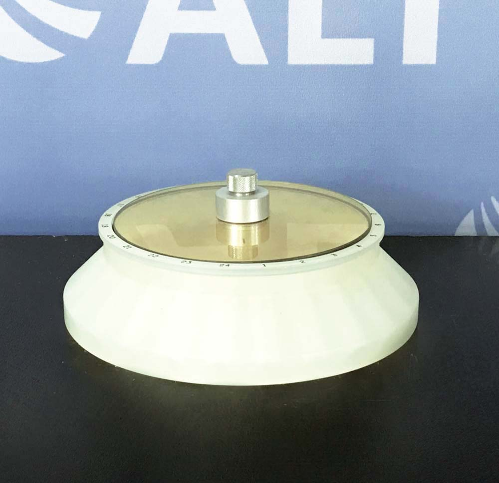 Fisher Scientific 24 x 1.5/2.0mL Rotor with Lid Image
