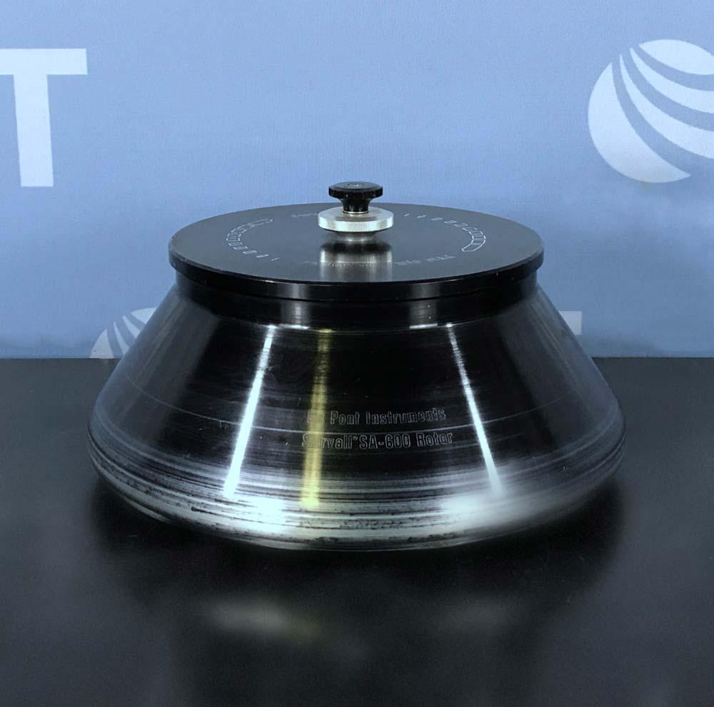 Sorvall SA-600 Fixed-Angle Rotor Image