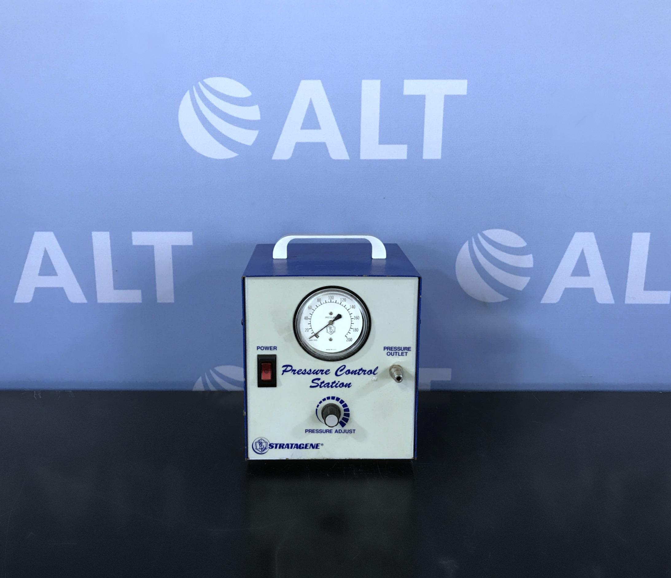 Stratagene Pressure Control Station II 400343 Image