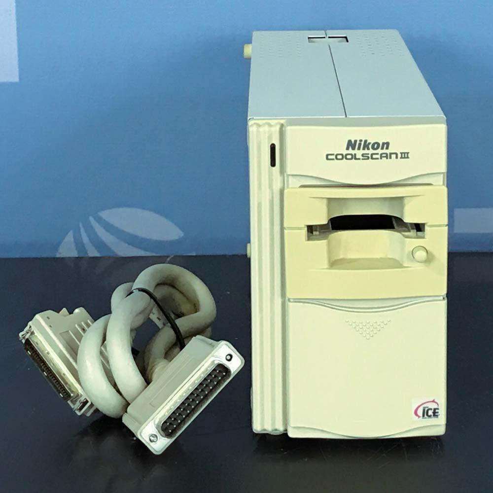 Nikon CoolScan III Film & Slide Scanner, Model LS-30 Image