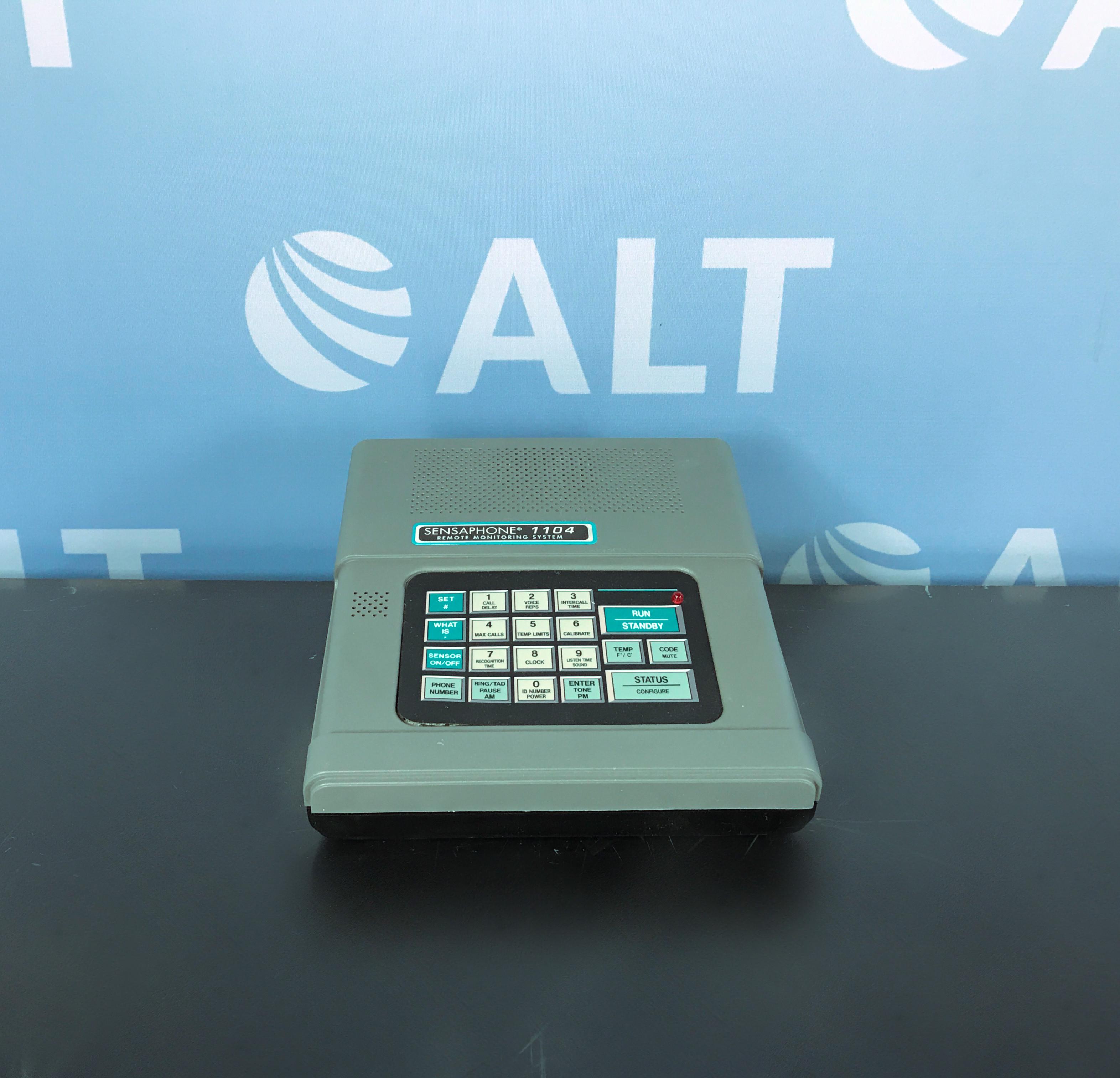 Sensaphone Model 1104 Remote Monitoring System Image