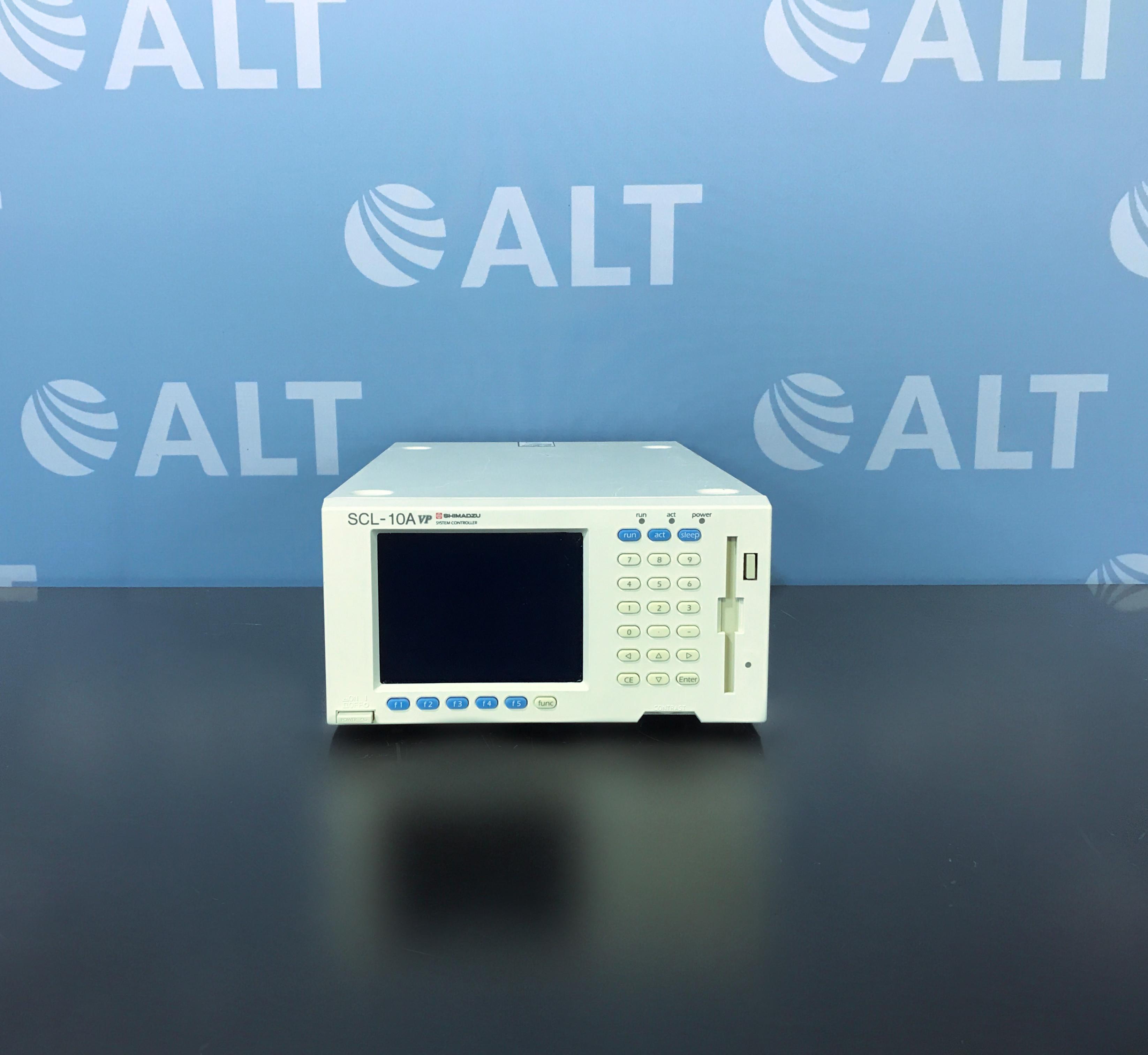 Shimadzu SCL-10Avp System Controller Image