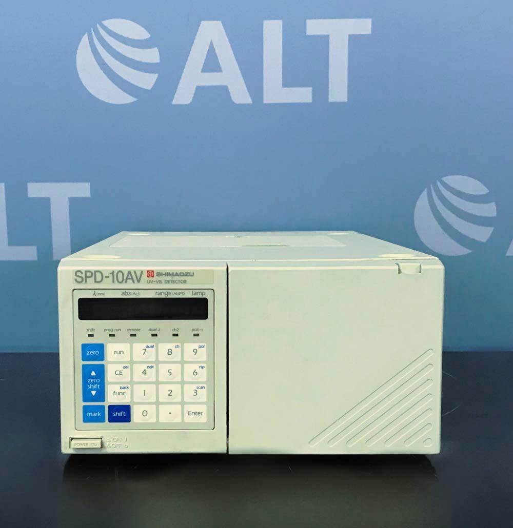 Shimadzu SPD-10AV UV/vis Detector Image