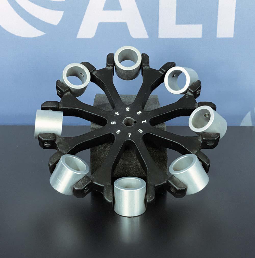 Clay Adams 8 x 15mL Horizontal Rotor Image