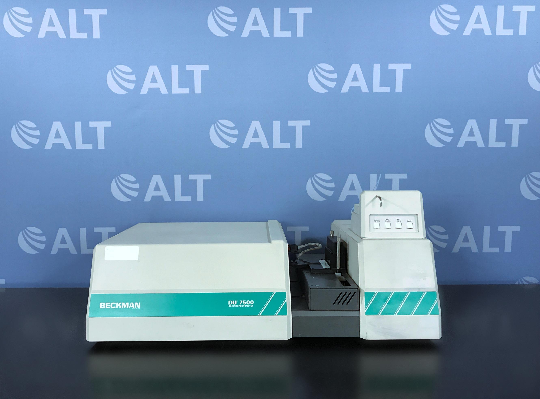 Beckman Coulter DU-7500 Spectrophotometer Image