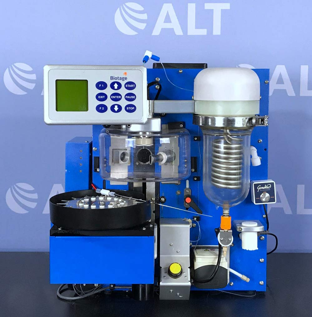 Biotage EV10-1DC Evaporator  Image