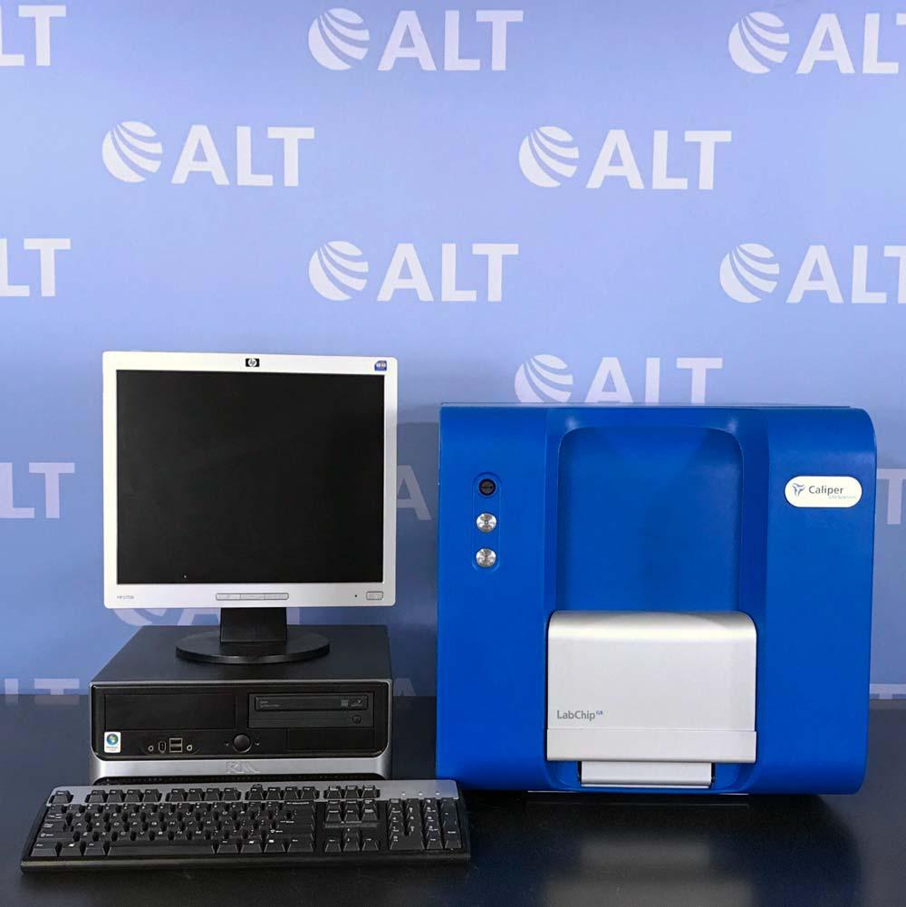 Caliper Life Sciences LabChip GX Image