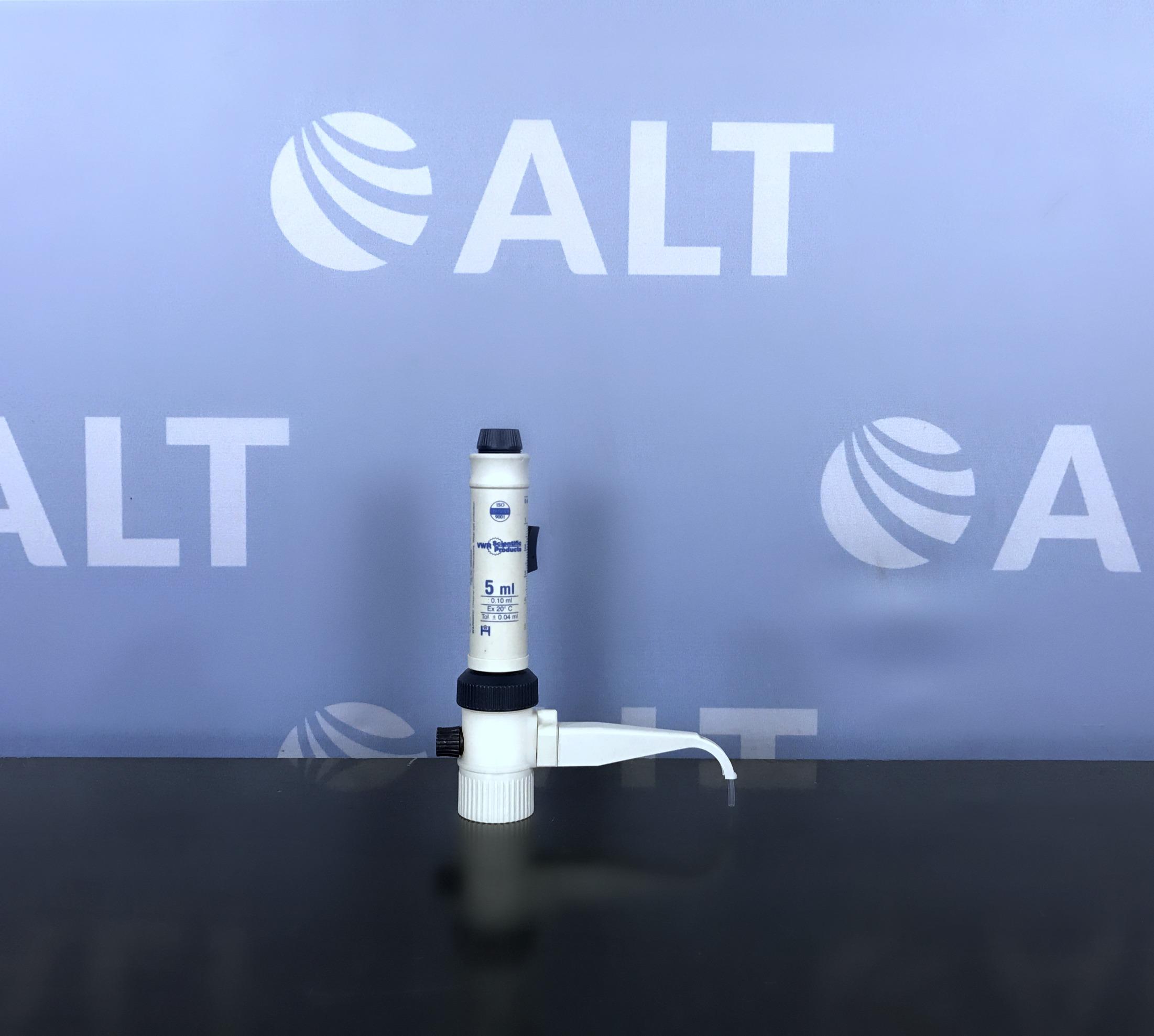 VWR LABMAX 5 mL Bottletop Dispenser Image