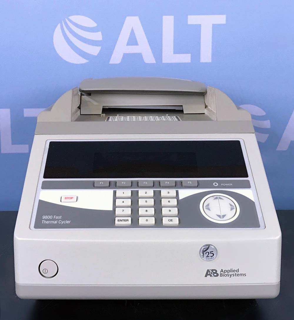 Applied Biosystems 9800 Fast Thermal Cycler Image