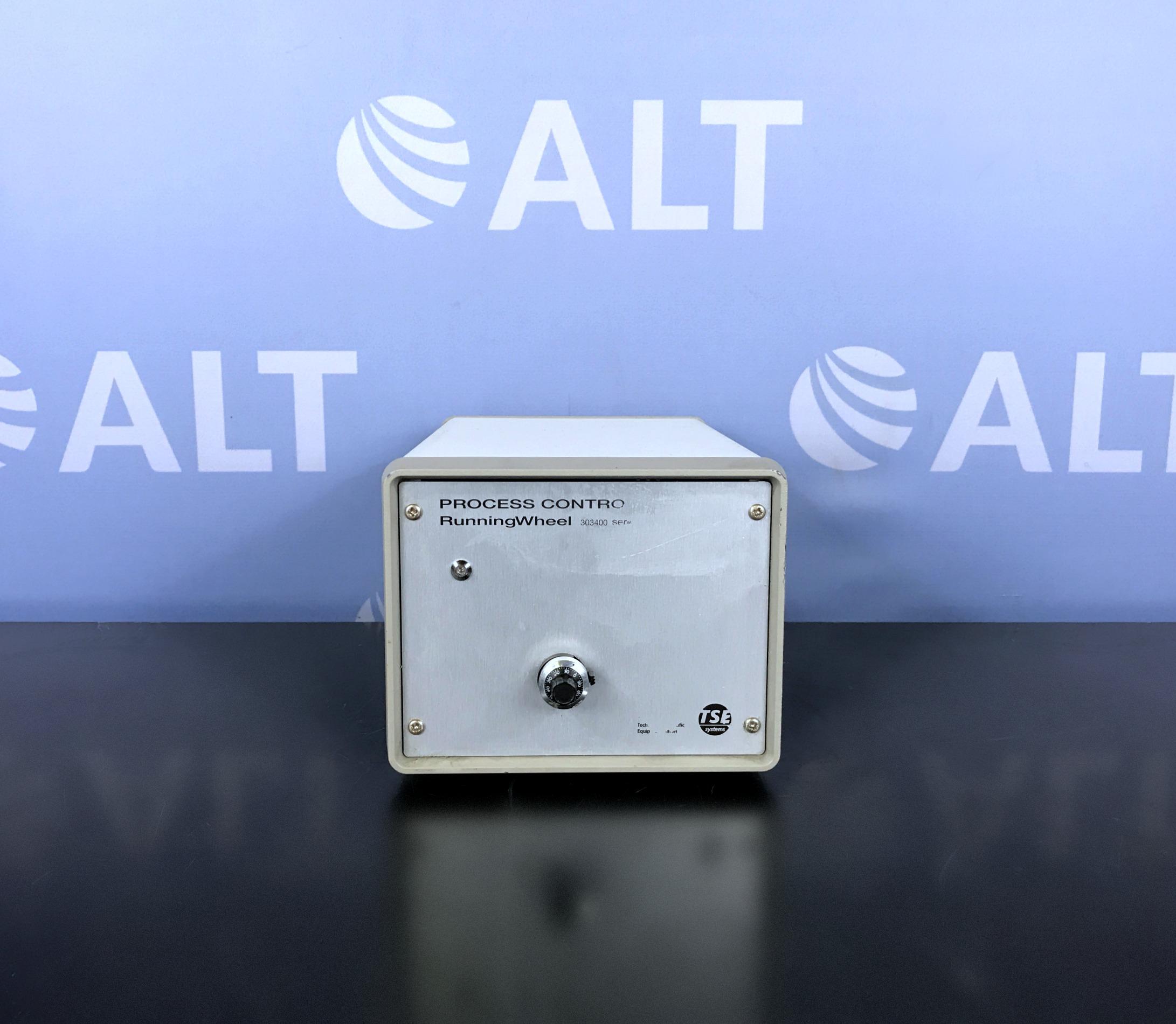 TSE Systems Process Control Running Wheel 303400 Series Controller Type 303400-RWA-R Image