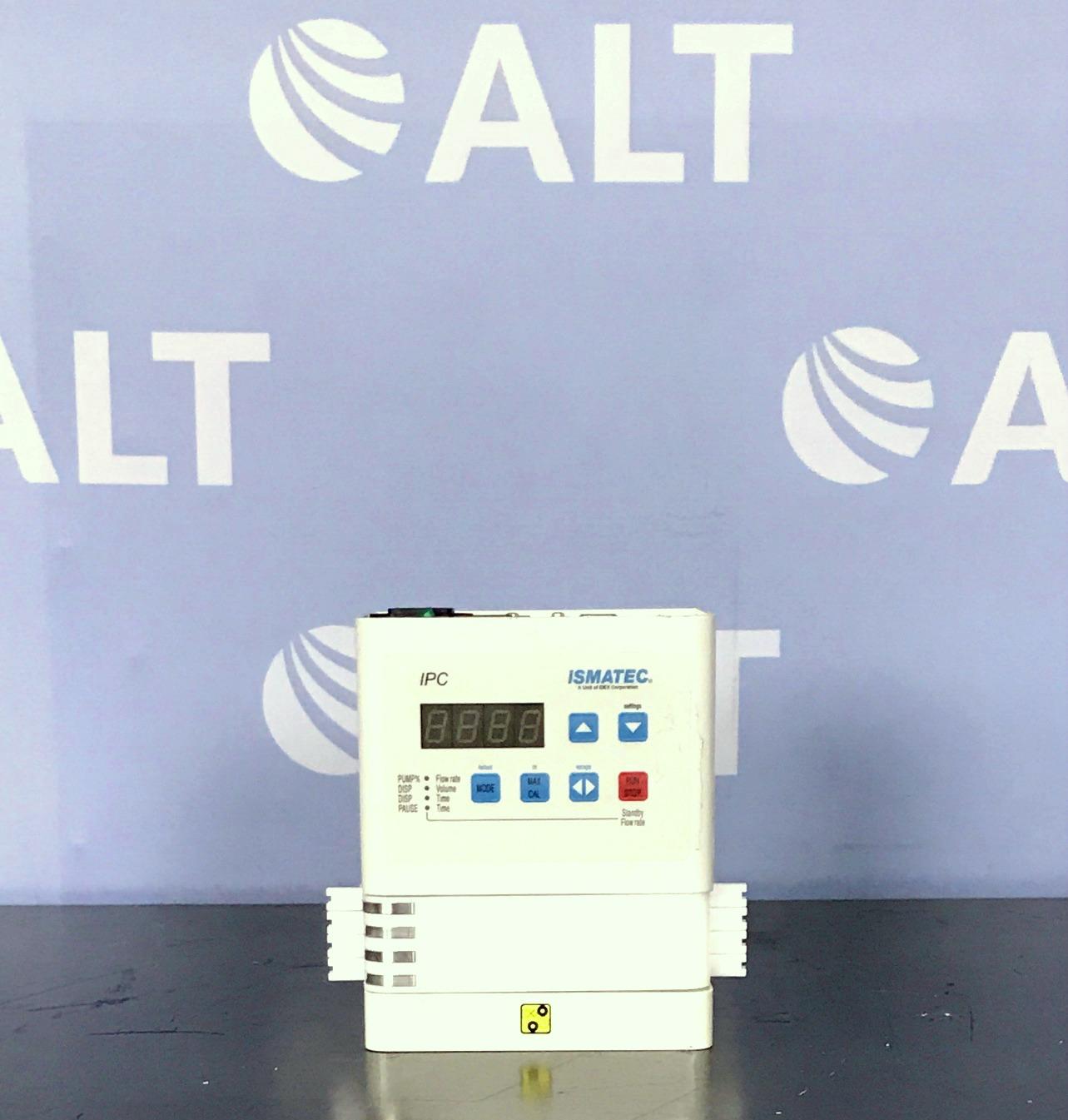 ISMATEC IPC High Precision Multichannel Dispenser 4-Channel ISM935C Image