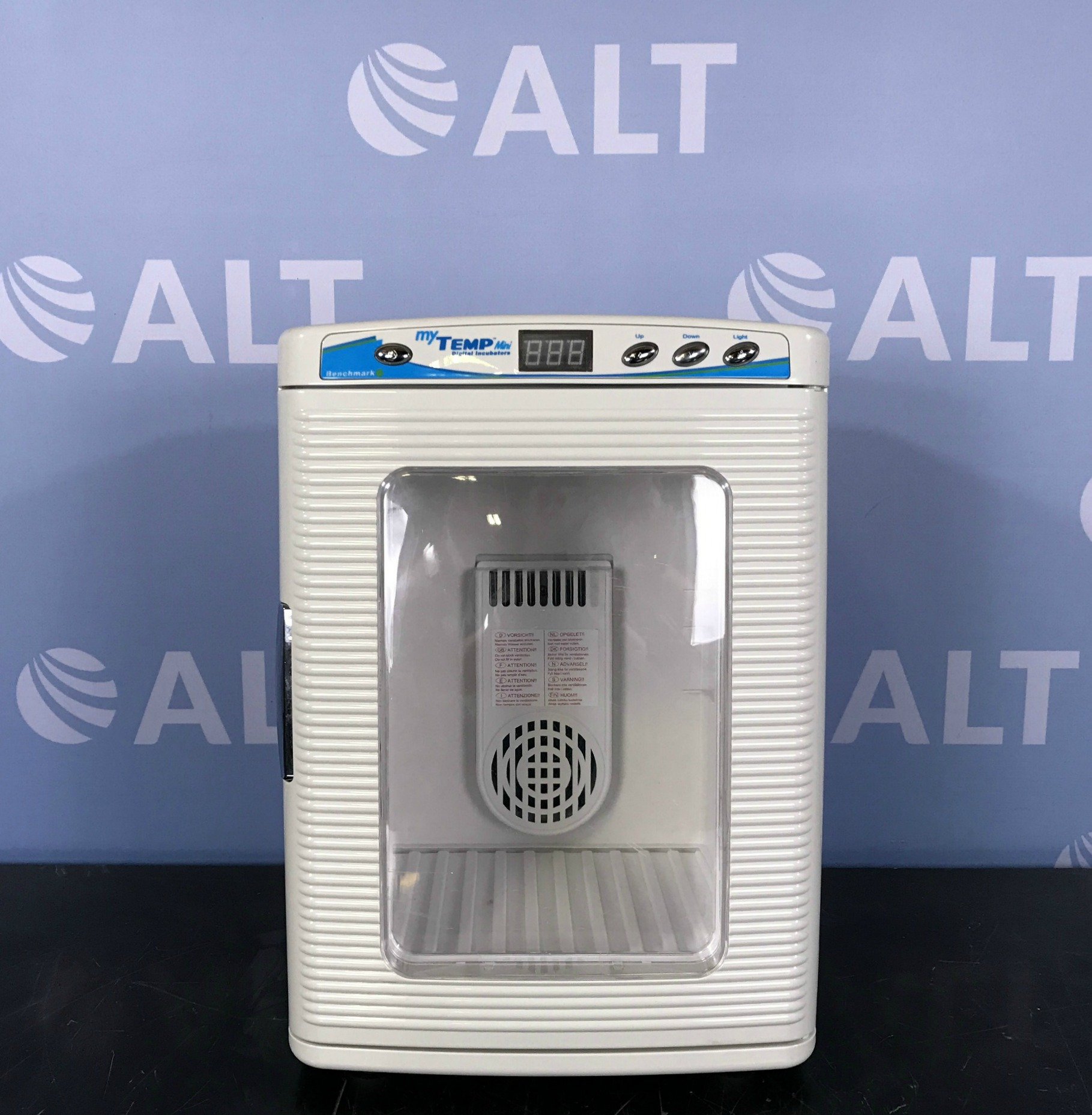 Benchmark Scientific MyTemp Mini Digital Incubator Model H2200-H Image