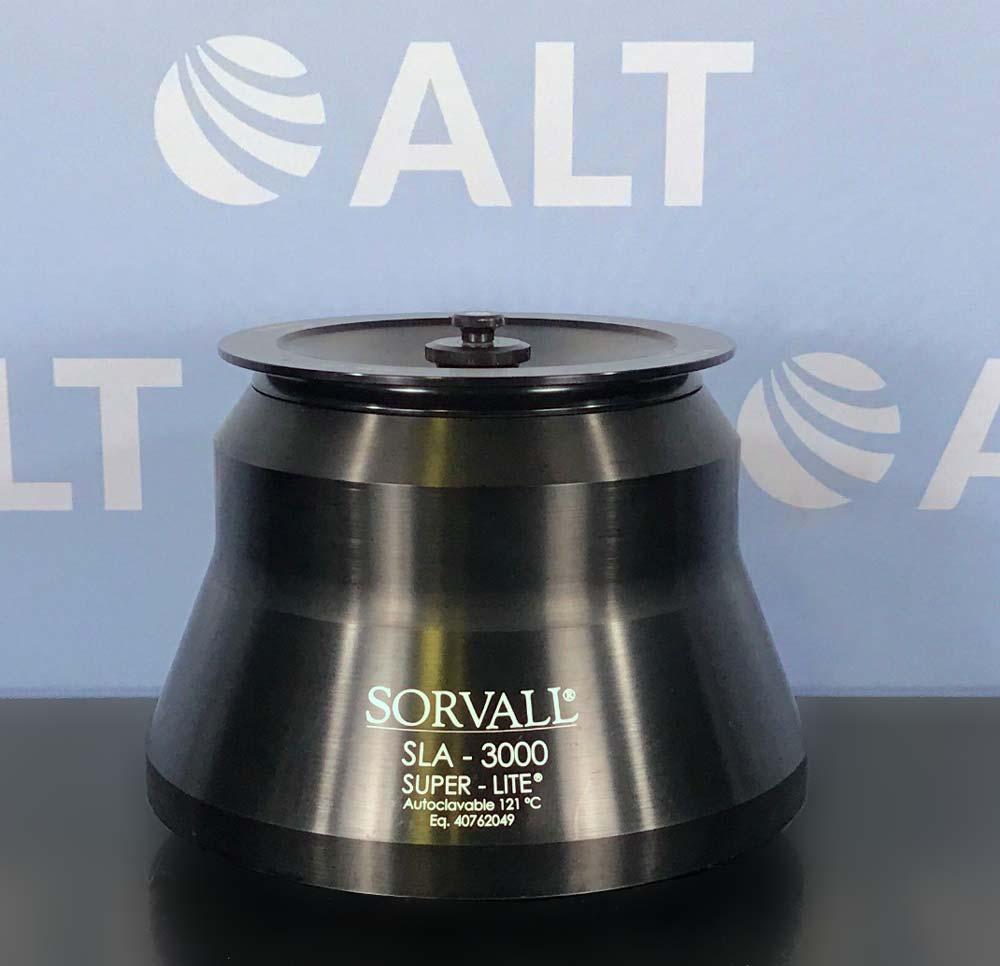 Sorvall SLA-3000 Super-Lite Aluminum Fixed-Angle rotor Image