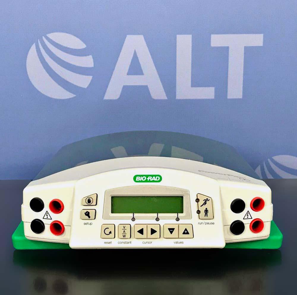 Bio-Rad PowerPac HC High-Current Power Supply Image