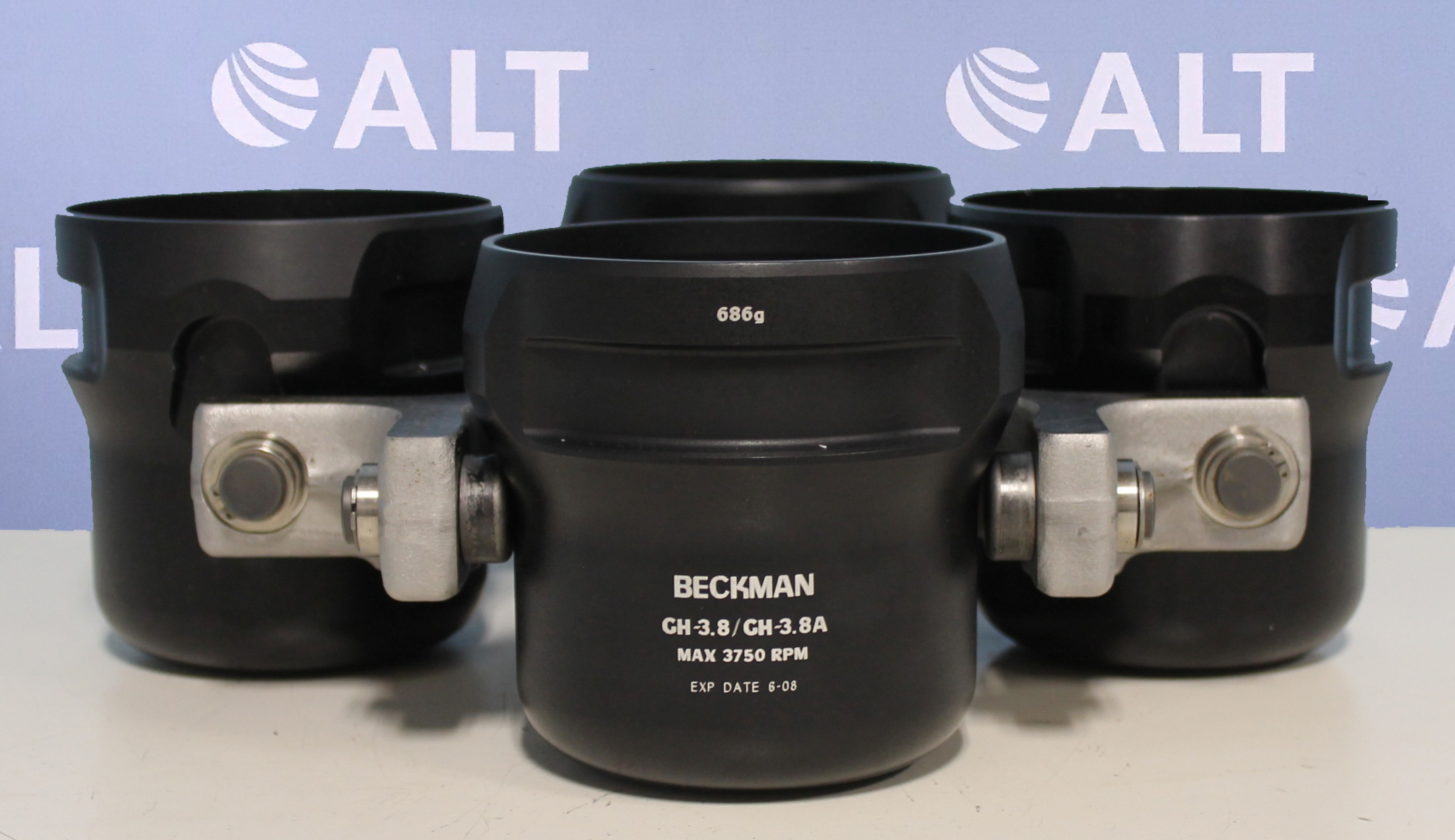 Beckman Coulter GH-3.8 Swinging Bucket Rotor with 4 Buckets Image