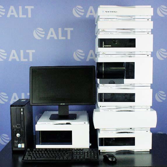 Agilent Technologies 1200 Series HPLC System Image