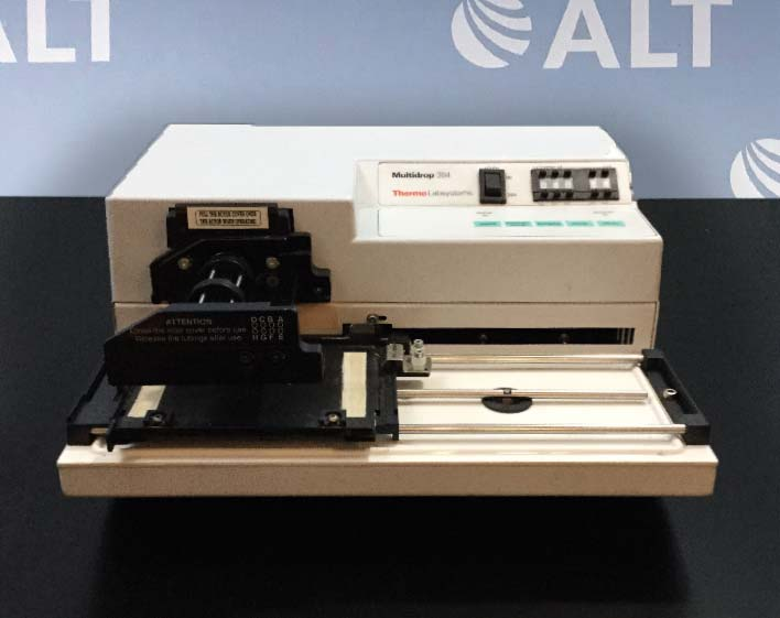 Thermo Labsystems Multidrop 384 Type 832 Microplate Dispenser Image