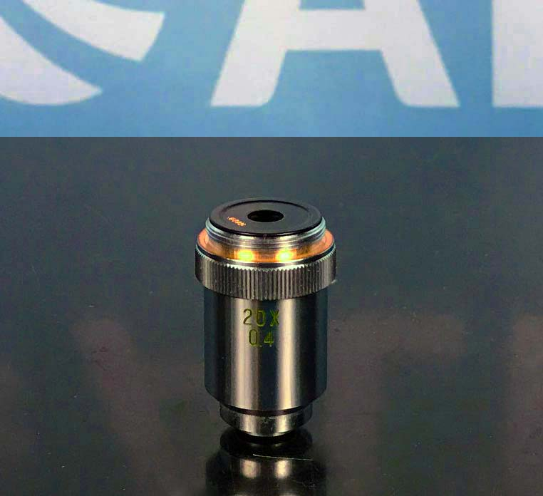 Bausch & Lomb 20x/0.4 Microscope Objective Image