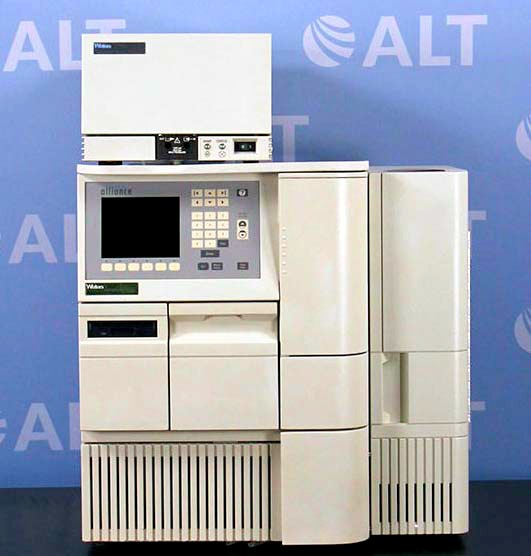 Waters Alliance 2695 HPLC with 2996 Photodiode Array Detector Image