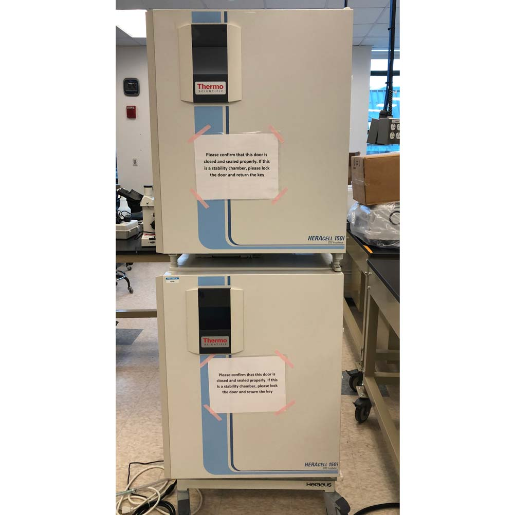 Thermo Heracell 150i Dual Stack CO2 Incubator Image