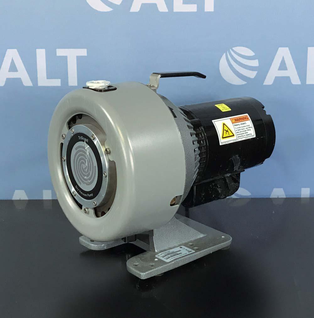 Agilent Technologies TriScroll 300 Oil-Free Dry Scroll Vacuum Pumps 1-Phase Motor PTS03001UNIV Image