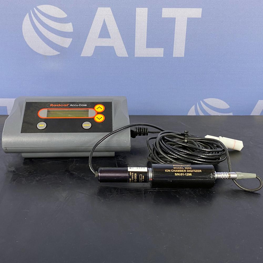 Radcal Accu-Dose Radiation Measurement Device Image