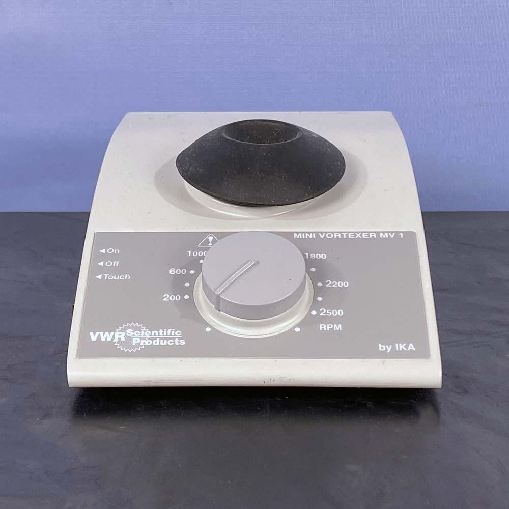 VWR Scientific (IKA) MV1 Mini Vortexer Image