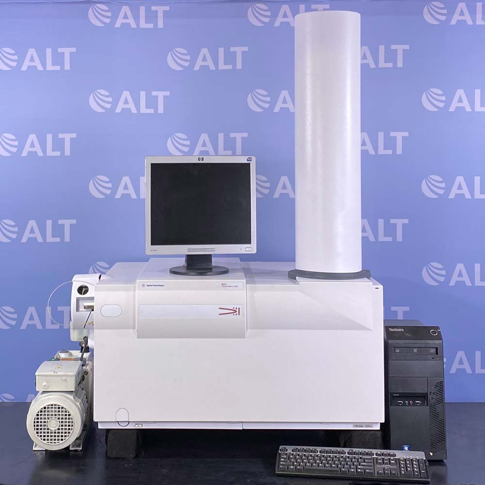 Agilent Technologies 6210 Time-of-Flight LC/MS Mass Spectrometer with G3251A Dual (ESI) ElectroSpray Ionization Accessory Image