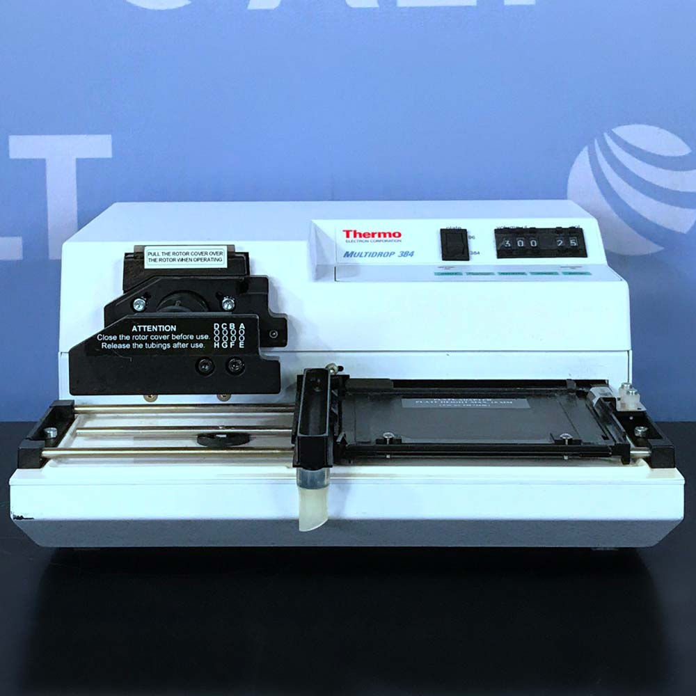 Thermo Scientific Multidrop 384 Microplate Dispenser, Type 832 Image