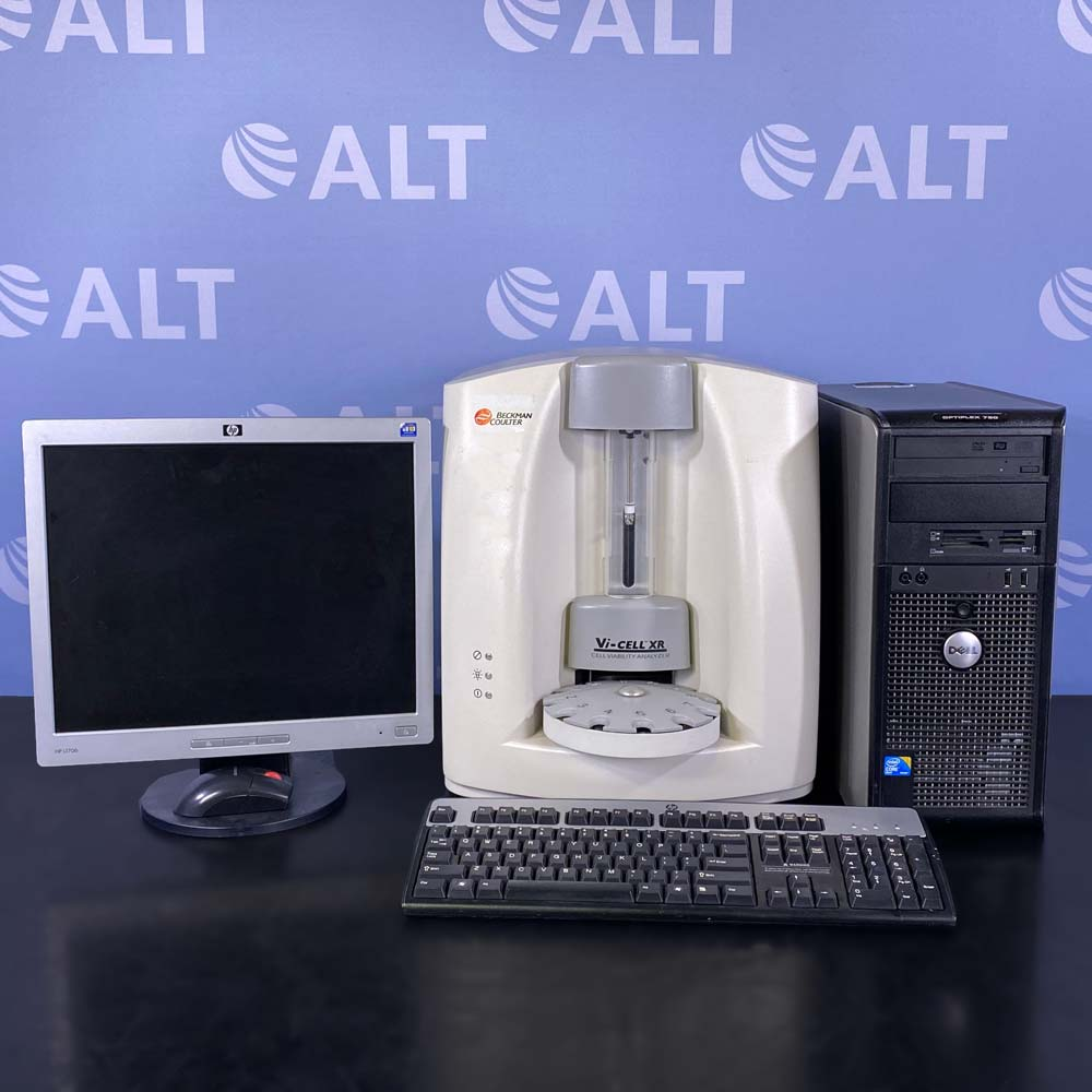Beckman Coulter Vi-Cell XR Cell Viability Analyzer Image
