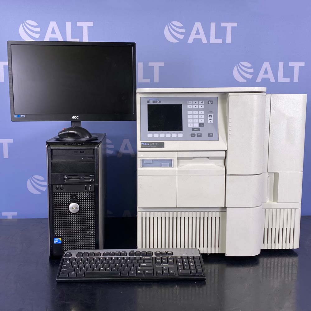 Waters Alliance e2695 Separations Module Image