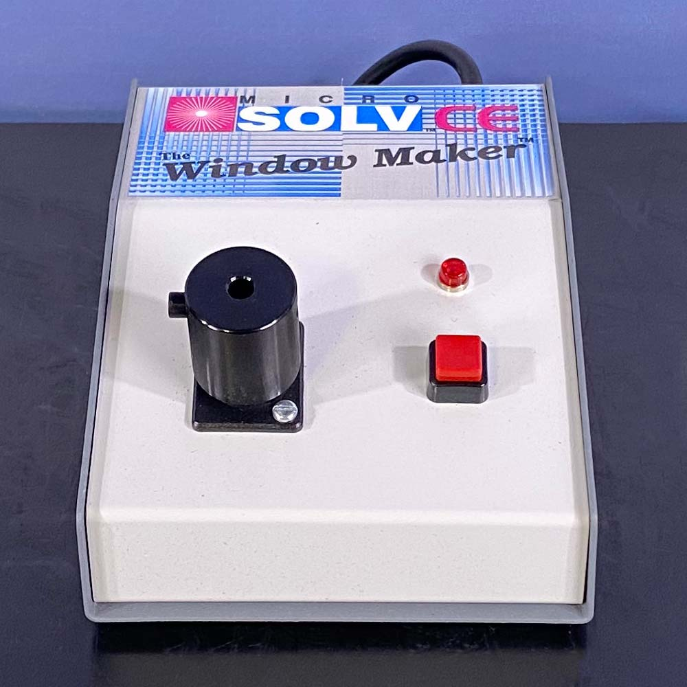 MicroSolv Technology Corporation CE Window Maker Capillary Coating Stripper Image